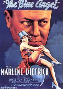Голубой ангел, 1930
