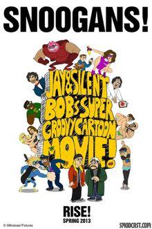 Супер-пупер мультфильм от Джея и Молчаливого Боба, 2013