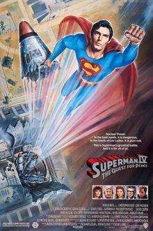 Супермен 4: В поисках мира, 1987