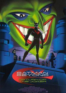 Бэтмен будущего: Возвращение Джокера, 2000