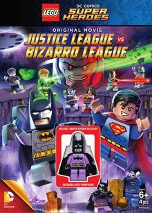 LEGO супергерои DC: Лига справедливости против Лиги Бизарро, 2015