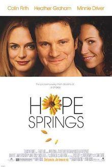 Лепестки надежды, 2003