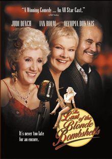 Последняя из блондинок-красоток, 2000