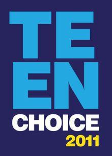 12-я ежегодная церемония вручения премии Teen Choice Awards 2011, 2011