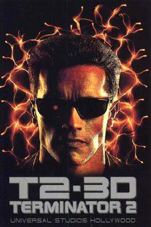 Терминатор 2 – 3D, 1996