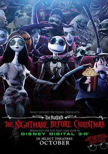 Кошмар перед Рождеством, 1993