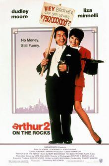 Артур 2: На мели, 1988