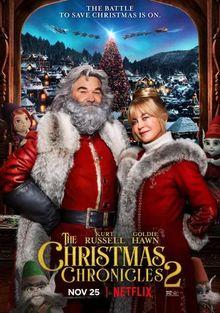 Рождественские хроники 2, 2020