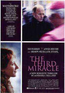 Третье чудо, 1999