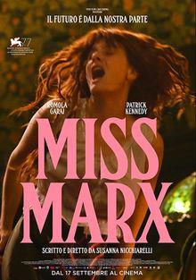 Мисс Маркс, 2020