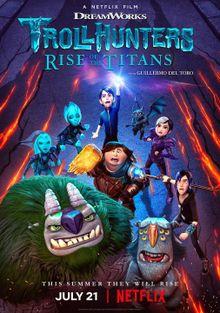 Охотники на троллей: Восстание титанов, 2021