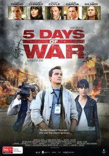 5 дней в августе, 2011