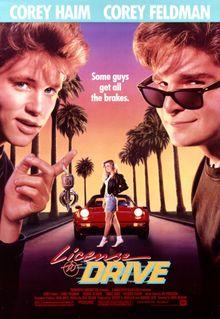 Право на вождение, 1988