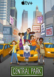 Центральный парк, 2020