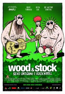 Вуд и Сток: Секс, Орегано и Рок-н-Ролл, 2006