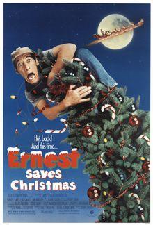 Эрнест спасает Рождество, 1988