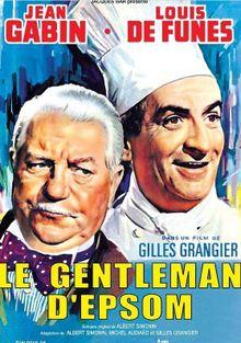 Джентльмен из Эпсома, 1962