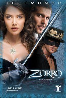 Зорро: Шпага и роза, 2007