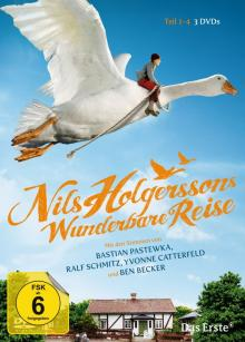 Чудесное путешествие Нильса с дикими гусями, 2011