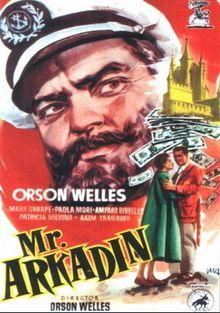 Мистер Аркадин, 1955