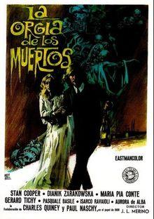 Оргия живых мертвецов, 1973