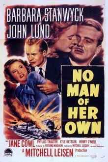 Не её мужчина, 1950