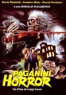 Ужас Паганини, 1989