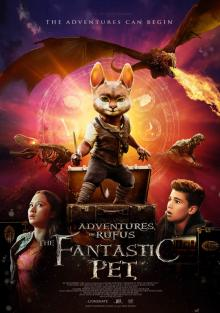 Приключения Руфуса: Фантастический питомец, 2020