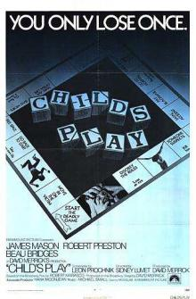 Детская игра, 1972