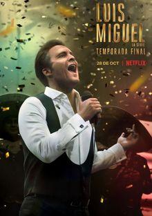 Луис Мигель: Сериал, 2018