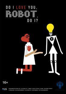 Я люблю тебя, робот?