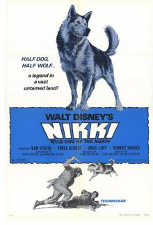 Дикий пес Севера, 1961
