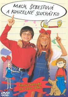 Мах, Шебестова и волшебная телефонная трубка, 2001