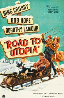 Дорога в Утопию, 1945