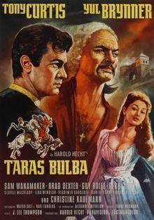 Тарас Бульба, 1962