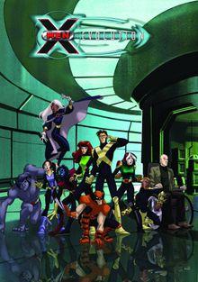 Люди Икс: Эволюция, 2000