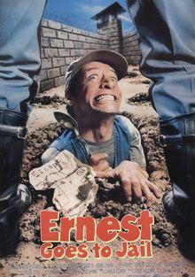 Эрнест идет в тюрьму, 1990
