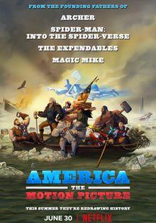 Америка: Фильм, 2021