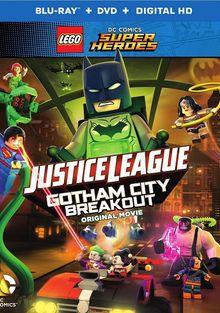 LEGO Лига справедливости: Прорыв Готэм-Сити, 2016