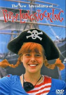 Новые приключения Пеппи Длинныйчулок, 1988