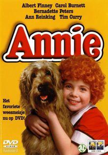 Энни, 1982