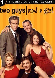 Два парня и девушка, 1998