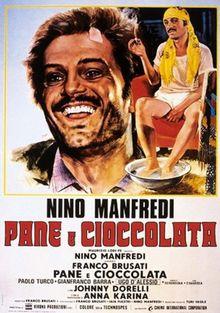 Хлеб и шоколад, 1973