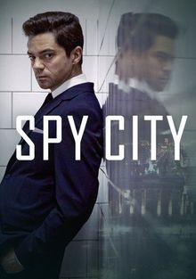 Шпионский город, 2020