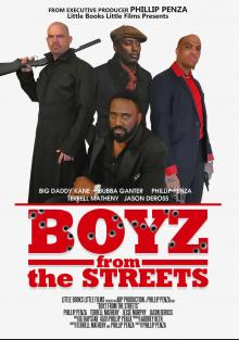Уличные парни, 2021