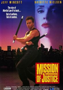 Миссия правосудия, 1992
