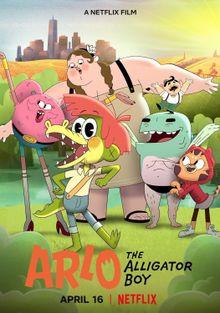 Арло, мальчик-аллигатор, 2021
