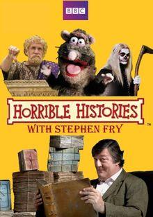 Ужасные истории со Стивеном Фраем, 2011