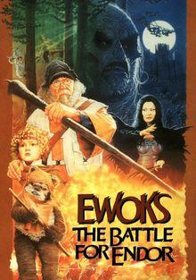 Эвоки: Битва за Эндор, 1985