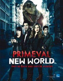 Портал юрского периода: Новый мир, 2012